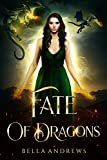 Fate of Dragons (The Guardians Series Book 1)