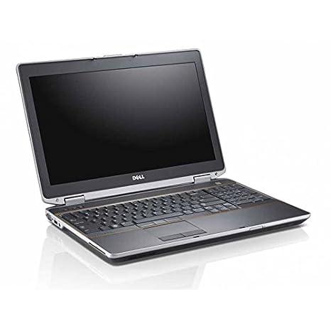Dell Latitude E6520 - Ordenador portátil de 15.6 pulgadas, 4 GB de RAM, 2.5 GHz, Intel Core i5-2520M, Windows 7 Professional, 500 GB de disco duro: ...