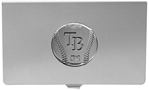 Maron Enterprises Inc. MLB Tampa Bay Rays Engraved Business Card ()