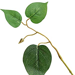 MUFEN Silk Clematis Stem Sprays Outdoor Artificial Flowers for Wreaths Corsages Home Wedding Table Room Decor 5