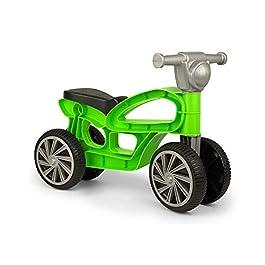 Correpasillo con cuatro ruedas