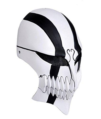 Gmasking Bleach Ichigo Kurosaki Cosplay Airsoft Full Face Paintball Mask