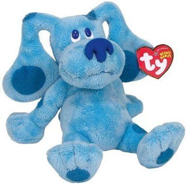 Ty Beanie Baby Blues Clues [Toys & Games] Holiday Toy