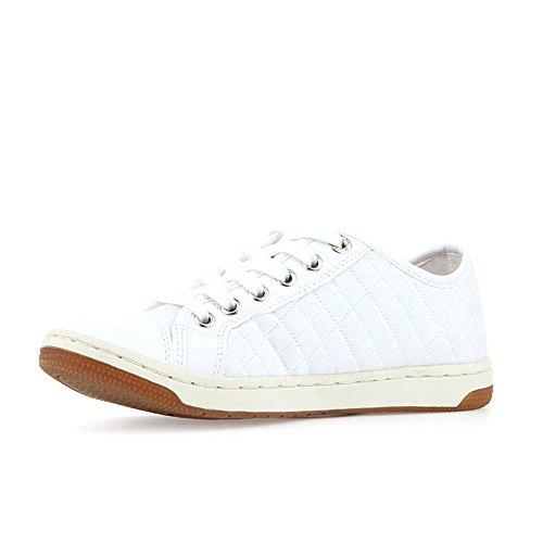 Geox Creamy D - J62l5d01354c1000 Bianco