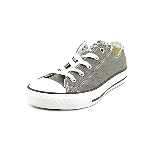 Converse Toddler/Youth Allstar Low Chuck Taylor Shoes in Charcoal, Size: 3 Youth, Color: - Size Youth Converse 3