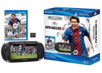Playstation Vita Wifi - Fifa Soccer 13