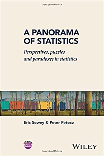 Amazon A Panorama Of Statistics Perspectives Puzzles And