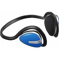 Insignia Wireless On-Ear Headphones Blue