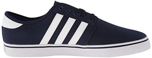 adidas Originals Männer Seeley Schnürschuh College Navy / Weiß / Collegiate Navy