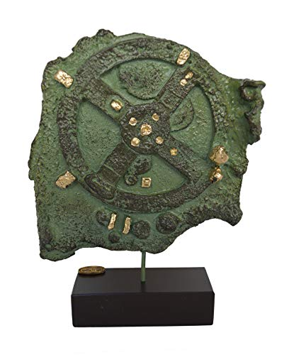 Talos Artifacts Antikythera Mechanism Sculpture The Ancient Greek First Computer in History Alabaster