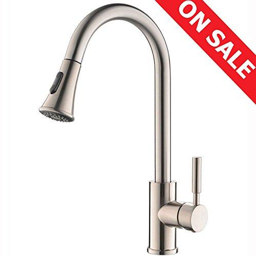 high arch kitchen faucet - 9