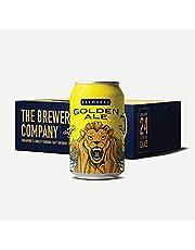 Brewerkz Golden Ale, 330ml (Pack of 24)