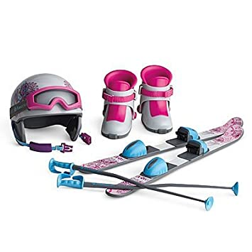 American Girl MY AG Ski Gear  Amazon.co.uk  Toys   Games d2d276a7a