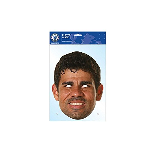 Diego Costa Face Mask - Official Chelsea Football Club Merchandise