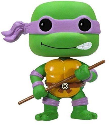 Funko POP Television TMNT Donatello Vinyl - Turtle Vinyl