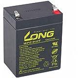 Akku Batterie Kung Long WP2.9-12T 12V 2,9Ah Blei Bleigel