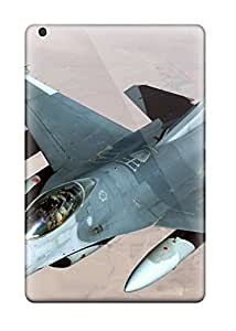 Lucila Cruz-Rodrigues's Shop 2212614K41570028 First-class Case Cover For Ipad Mini 3 Dual Protection Cover F 16 Fighting Falcon Air Base Iraq