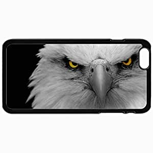 New Fashion Case Customized Cellphone case cover Back Cover For iphone 5c, protective Hardshell case cover Personalized Bald Eagle 1720 Black Vao8zRKaMqU