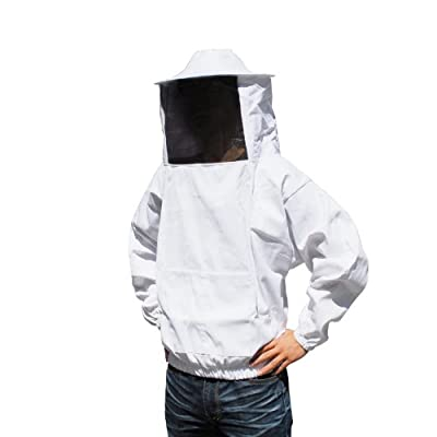 Beekeeping Pull Over Jacket and Veil -2XLarge Size