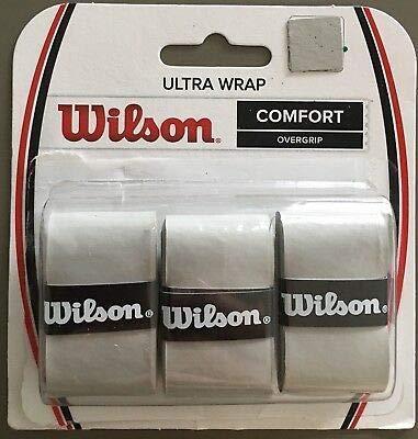 Wilson Ultra Racket Over Grip, Gray