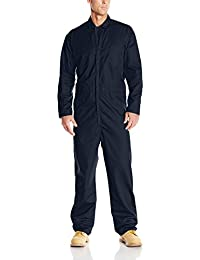 Mens Work Utility Safety Overalls Coveralls Amazoncom