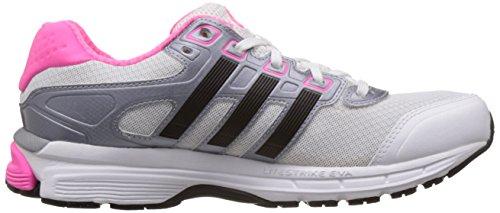 Adidas – Adulto Black Ftw Scarpe Neon Cushion Textile White Unisex 1 Pink Running W running Nova Mehrfarbig Da Rq8HwR