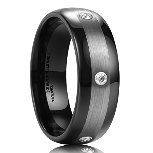 King Will Tungsten Finished Zirconia