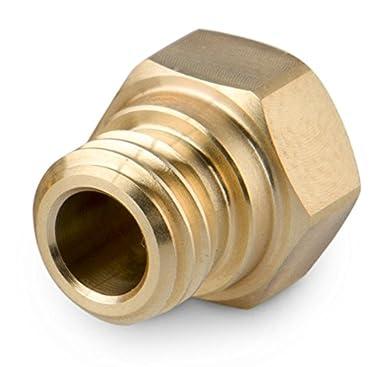 PrimaCreator Messing Nozzle 0,2 mm 1 Stk MK10