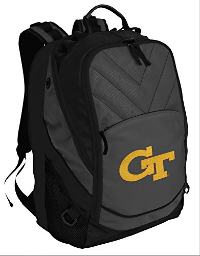 Broad Bay Best Georgia Tech Backpack Laptop Computer Bag