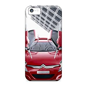 Durable Cases For The Iphone 5c- Eco-friendly Retail Packaging(citroen C)