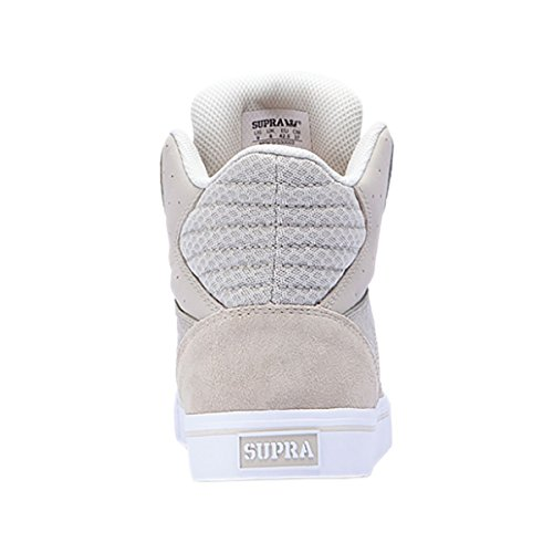 3000 White Adulto Supra Off Alte Light Unisex Vaider Grey Grey Sneaker w1vPx1
