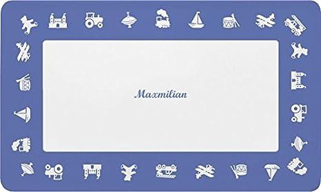 Tabla de cortar Maximilian - Personalizada con nombre personalizado: Amazon.es: Bebé