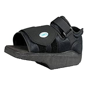 OrthoWedge Post-Op Medical Surgical Shoe 929