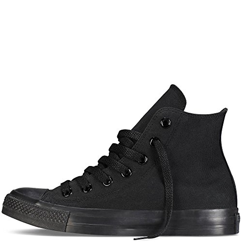 Hi Monochrome Nero As Adulto Sneaker Converse 006 Unisex 1j793 black AwqY5wSx8