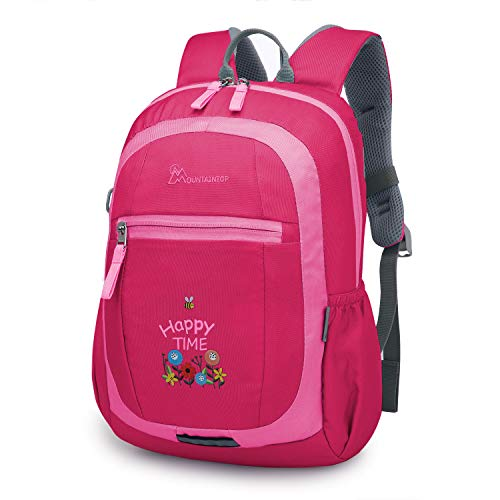 (Mountaintop Kids Backpack for Boys Girls School Camping Childrens Backpack)