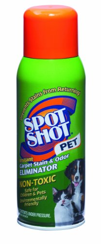 shot spot dog cleaner - 1