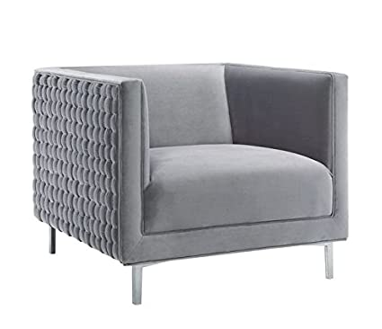 Amazon Com Tov Furniture The Sal Collection Modern Style Woven