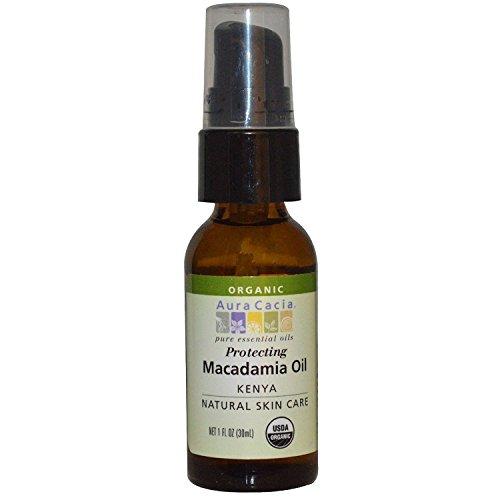 Macadamia Oil Organic 1 OZ
