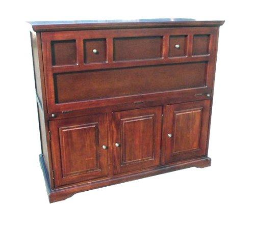 D-ART COLLECTION Computer Workstation (Armoire Computer Unit Corner)