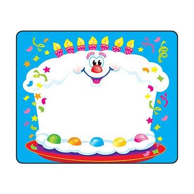 36 x feliz cumpleaños, nombre etiqueta pegatinas: Amazon.es ...