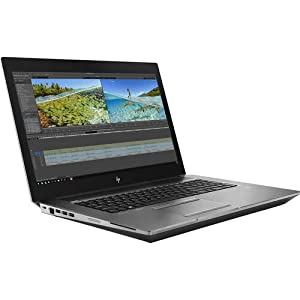 HP ZBook 17 G6 i7-9850H Mobile Workstation – Win 10 Pro 64-bit – 64 GB RAM – 1.5TB SSD NVMe – 17.3 inch 1920 x 1080…
