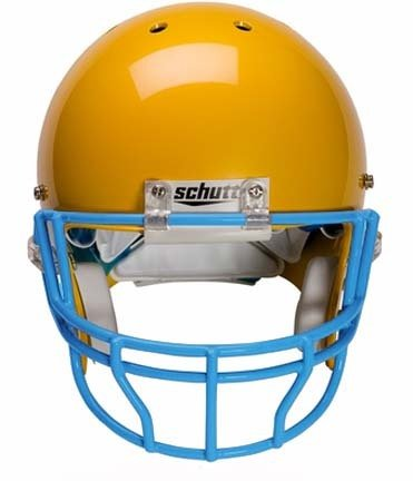 Royal Reinforced Oral Protection (OPO-XL) Full Cage Football Helmet Face Guard from Schutt