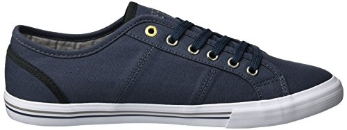 Pantofola d'Oro Arda Canvas Uomo Low - Zapatillas de casa Hombre Azul (Dress Blues)