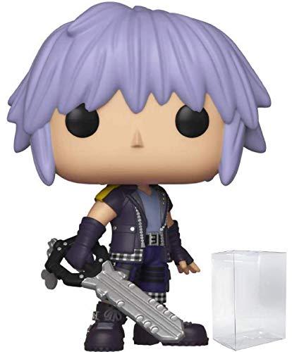 Funko Pop! Disney: Kingdom Hearts 3 - Riku Vinyl Figure (Includes Pop Box Protector Case) ()