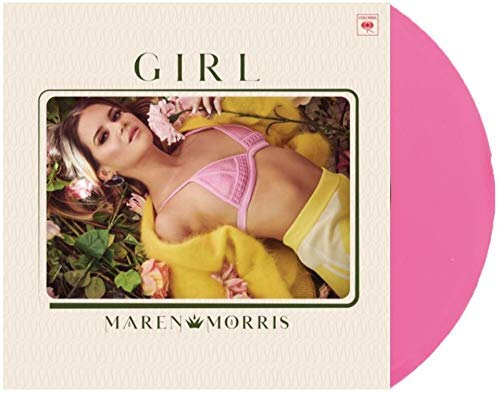 Girl (Exclusive Limited Edition Opaque Blush Pink Vinyl) Condition VG+ or NM- ()