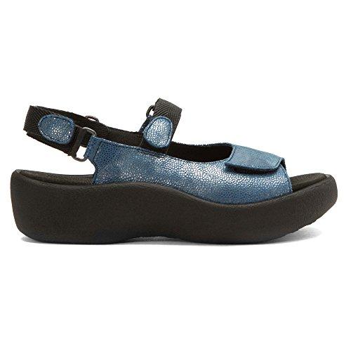 Caviar Wolky Comfort Jewel Ocean Leather tq0aqzSrw