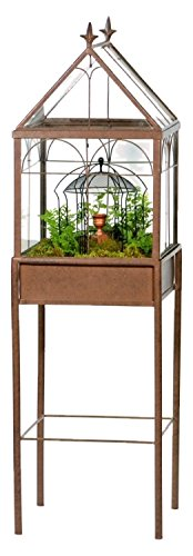 H Potter Wardian Case Terrarium 504 by H Potter
