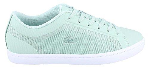 Lacoste Dames Straightset 116 4 Fashion Sneaker Groen