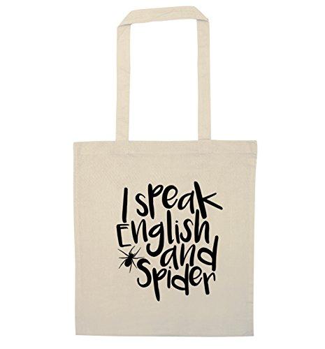 bag and tote spider Natural speak English I 01nXqZwvx