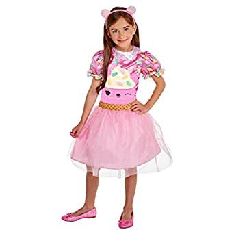 Num Noms Connie Confetti Girls' Classic Costume (Medium (8-10))